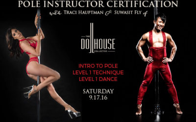 Pole Instructor Certification Program